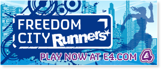 Freedom City Runners Logo
